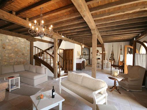 lefkada Villa tradizionale tre camere con idromassaggio 67 ville in affito per la tua vacanza su ...