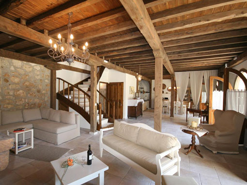 Beautiful Camere Da Letto Rustiche Photos - Amazing House Design ...