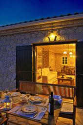Villa Ourania Resort : Villa Geofos -quattro camere da letto- 4-6